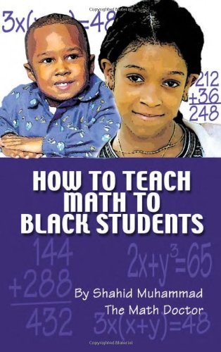 How to Teach Math to Black Students: Student Workbook