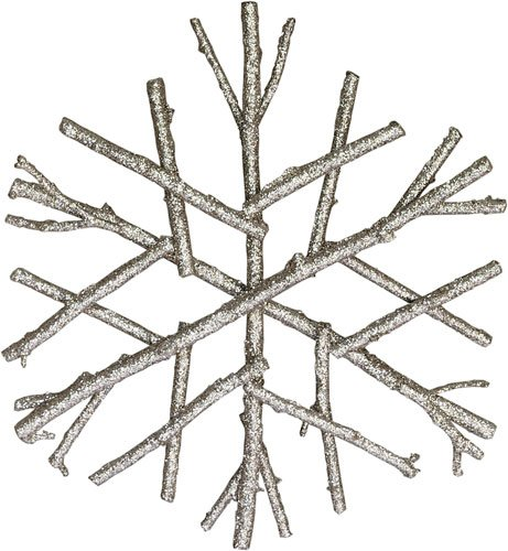 Starlight Santa Chalkware Figure