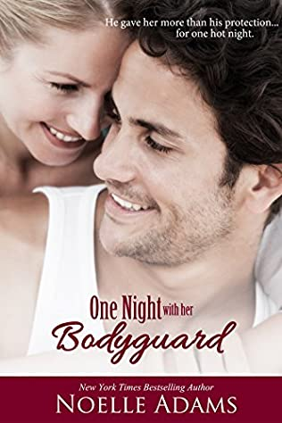 book cover of One Night with Her Bodyguard