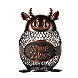 Best Home-X Wine Racks - Home-X Cow Wine Cork Holder. Wine Cork Storage Review