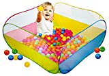 Magicwand Large Size Square My Ball Pool With 50 Free Balls