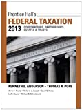 Prentice Hall's Federal Taxation 2013 Corporations, Partnerships, Estates & Trusts (26th Edition)