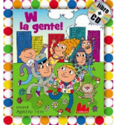 Gallucci: W LA Gente + CD (Small Board Book) (Hardback)(Italian) - Common PDF