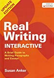 Real Writing Interactive and LaunchPad Solo for Readers and Writers (Six-Month Access)
