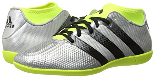 Noir Adidas Ace black 16 Performance Chaussures 3 Vert silver Choc Indoor Metallic Multicolore Football Argent De noir Rose Primesh electricity Le O4qOrxwn