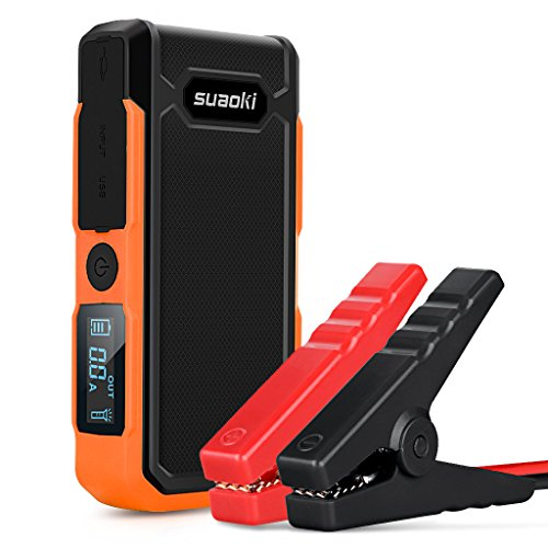 Portable Battery Booster Pack - 9