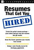 Resumes That Get You Hired, LearningExpress Staff, 1576855503