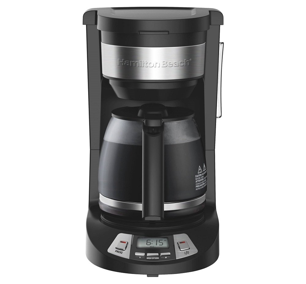 Hamilton Beach 12 Cup Programmable Coffee Maker 52580270 46290