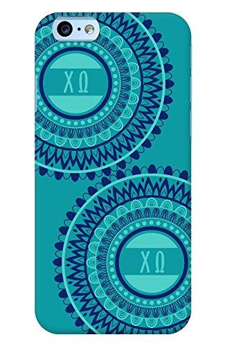 iphone 6 case chi omega - 5