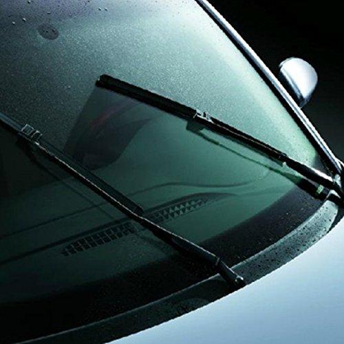 Escobilla para el coche 24 inch limpiaparabrisas parabrisas suave automático - Escobilla para limpiaparabrisas caucho Natural: Amazon.es: Coche y moto