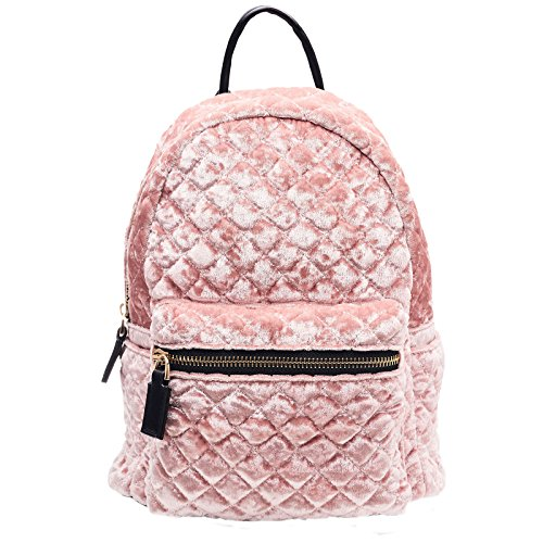 Cleo Handbag Dream Crush Quilted Control Upscale Size Mid Backpack Blush Velvet Hpp5Tqw