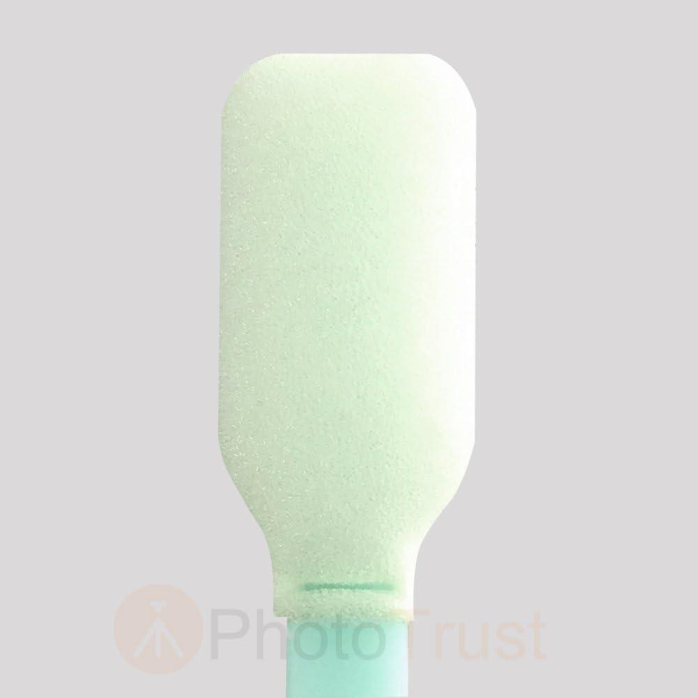 phototrust 20 piezas espuma gasas de punta 12 cm sala blanca ...