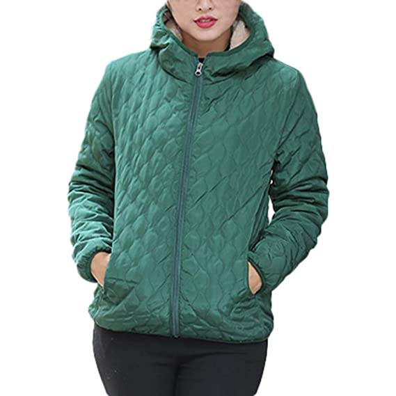 172ccf068cea62 Plot Damen Winterparka   Jacke mit Kapuze   Designer Damenjacke    Gefütterte Outdoor Mantel   S-XXL: Amazon.de: Bekleidung