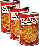 El Ebro- Tamale Casserole w/pork 15oz (3-Pack)