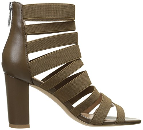 Smooth Gladiator Erika Sandal David Charles by Elastic Women's Charles Wz10xI