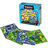 BrainBox - 20 More! The world, juego de memoria en inglés (31690051)