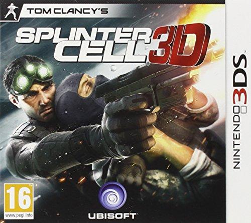 Tom Clancy's Splinter Cell 3D /3DS