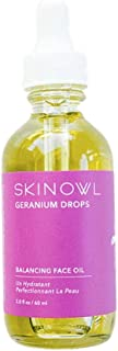 product image for Skin Owl - Organic/Raw Geranium Beauty Drops (Balances, Decongests & Combats First Signs of Aging)