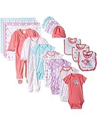 19 Piece Baby Essentials Gift Set