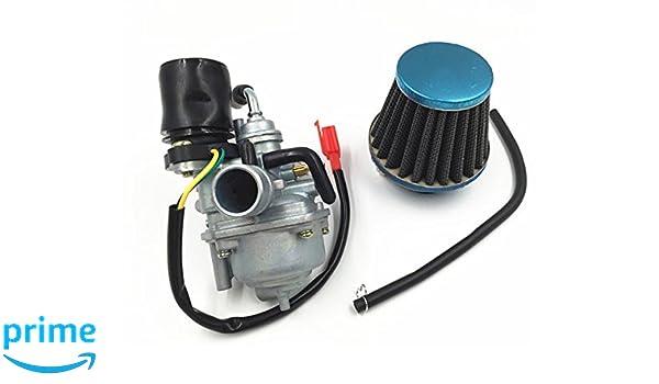 Amazon com: Anngo New Carburetor & Air for 2-Stroke Yamaha