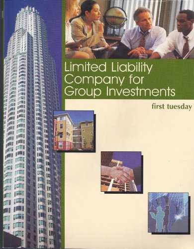 Limited Liability Company For Group Investments