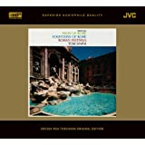レスピーギ:交響詩「ローマの松」「ローマの噴水」「ローマの祭り」(XRCD)