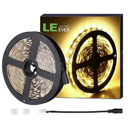 5M Flexible White Led Light Strip 12 Volt 300 Smd in US - 4