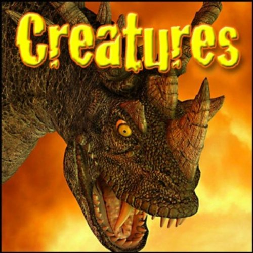 Animal, Creature - Slimy, Crawling Mass Dragon & Reptilian Creatures, Halloween Sound Effects for -