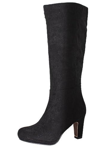 super popular wholesale dealer 100% authentic Bottes Tamaris Canavalia 25819 noir, chaussures femme ...