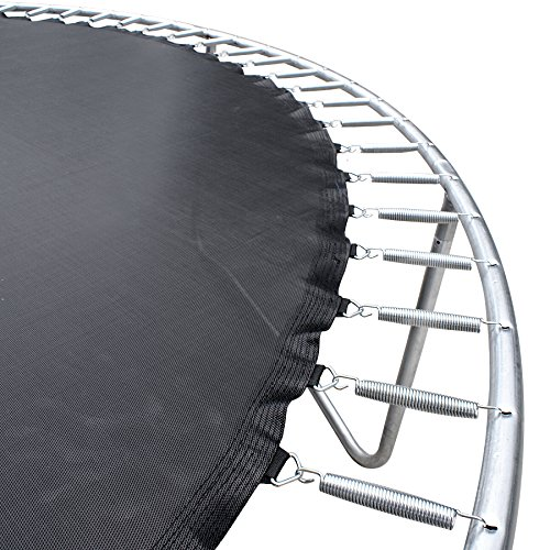 Super Deal 12' Bounce Jump Trampoline W/ Enclosure Net And