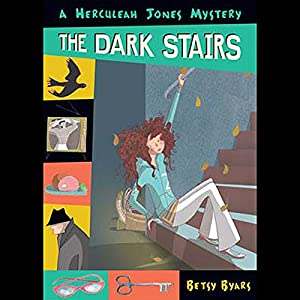 The Dark Stairs Audiobook