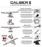 Caliber Trucks Cal II 44° RKP Longboard Trucks