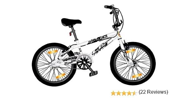 LA - Bicicleta Bmx de 26 cm, rueda de 20