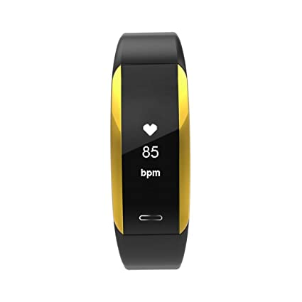 LtrottedJ Smart Watch Smart Watch Sports, Fitness Activity Heart Rate Tracker Blood Pressure Watch (