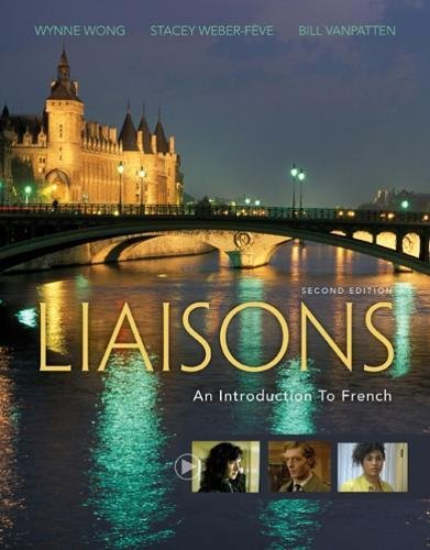Liaisons: An Introduction To French (with ILrn™ Heinle Learning Center, 4 Terms (24 Months) Printed Access Card) (World Languages)