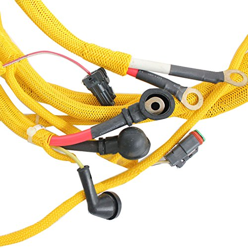 51oLjS%2BW93L amazon com sinocmp 6743 81 8310 engine wiring harness fits Largest Komatsu Excavator at couponss.co