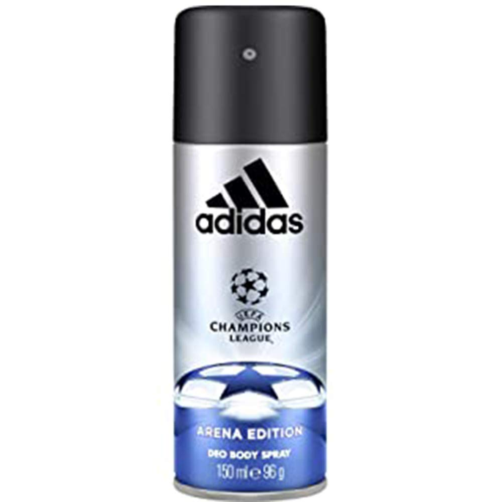 Adidas Deo. Body Spray 150Ml Champions League Arena Edition