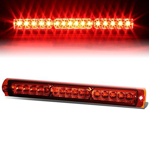 For Ford F150 / F250 / Excursion High Mount Centre High Mount LED 3rd Brake Light (Red Lens)