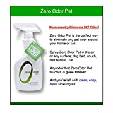 Zero Odor Pet Odor Eliminator, Trigger Spray, 16