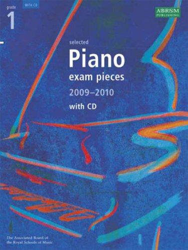 Selected Piano Exam Pieces 2009-2010: Grade 1 ebook