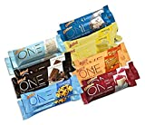 quest bars assorted - ONE Bar 14 Bar Variety Pack (Two of Every Flavor)