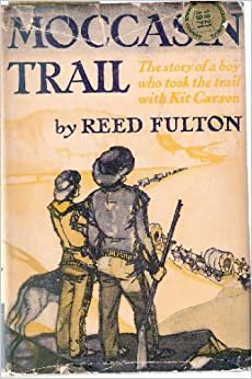 moccasin trail book report Moccasin trail by eloise jarvis mcgraw is a book about a boy who runs away from his family in missouri, all the way to oregon he followed his uncle to oregon this book takes place in oregon in 1844-1845.