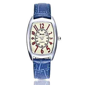 Relojes de mujer, ICHQ para mujer, reloj digital de cuarzo