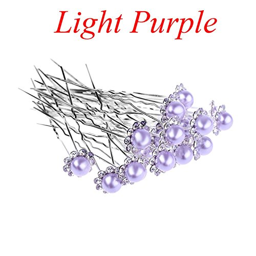 best accessories for purple dress - 1