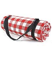 Ccoco Tapete de piquenique, cobertor de piquenique ao ar livre, impermeável, 3 camadas portáteis dobráveis, tapete extra grande para acampamento, caminhada, praia, parque, churrasco
