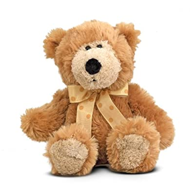 Melissa & Doug Baby Ferguson Teddy Bear Stuffed Animal Plush Toy (Great Gift for Girls and Boys - Best for Babies and Toddlers, All Ages): Melissa & Doug: Toys & Games