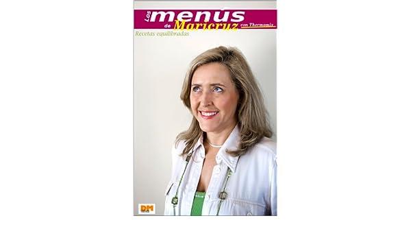 Amazon.com: Los menús de Maricruz con Thermomix. Recetas ...