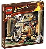 LEGO - 7621 - Indiana Jones - Jeux de construction - Le tombeau aux serpents