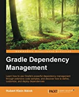 Gradle Dependency Management Front Cover