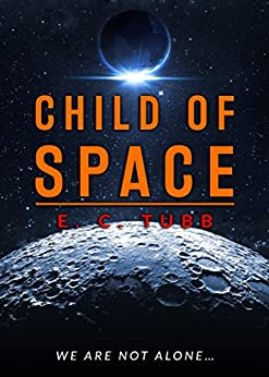 Child of Space by [Tubb, E. C.]